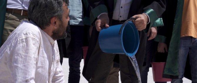 Konya Barosu'ndan kuraklığı konu alan 'Meke' isimli farkındalık filmi