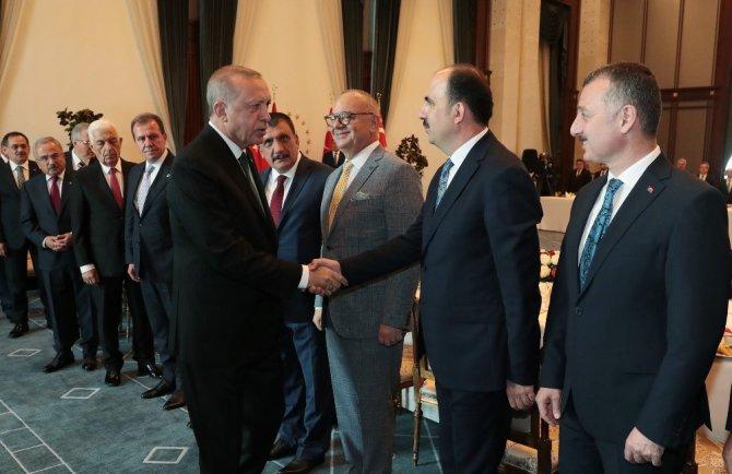 Başkan Altay, örnek buluşma için Cumhurbaşkanı Erdoğan'a teşekkür etti