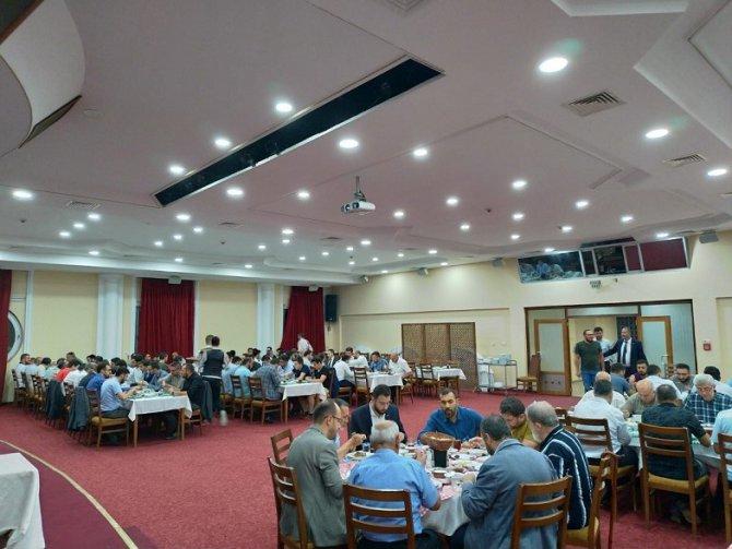 Genç MÜSİAD'dan 10 Muharrem iftarı