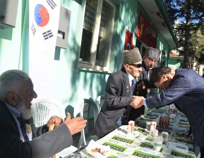 Ereğli ve Gwangjin belediyesinden gazilere vefa