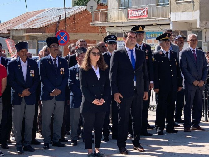 Hüyük'te 19 Eylül Gaziler Günü kutlandı