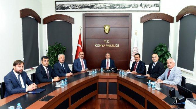 Konya'da kurumlar arasında işbirliği