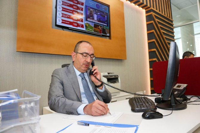 Başkan Kavuş, Bizim Meram Masasında vatandaşı dinledi
