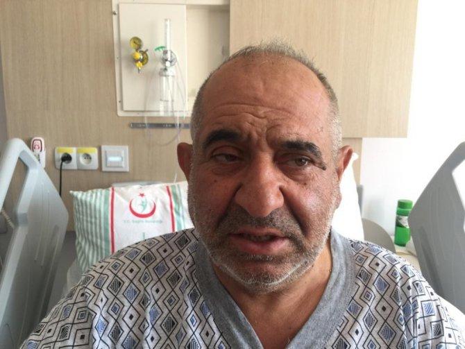 Şah damarına kadar uzanan kitle ameliyatla alındı