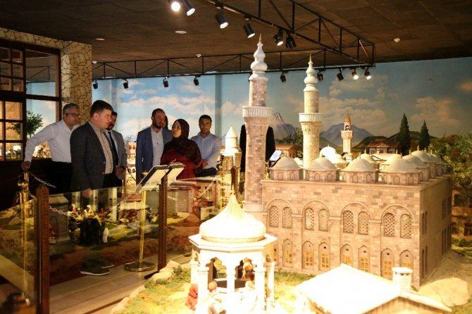Aksaray'da Somuncu Baba minyatür müzesi yenilendi