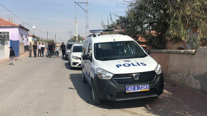 Konya'da tüfekli-bıçaklı kavga: 6 yaralı