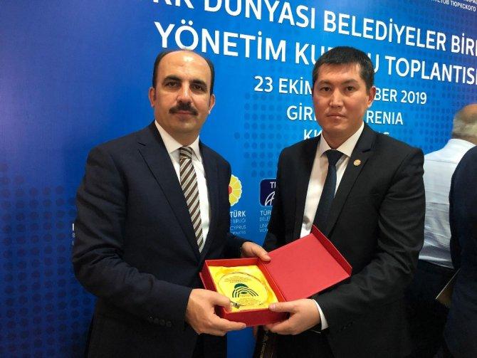 """Başkan Altay: """"Ülkemizin tecrübelerini gönül coğrafyamıza aktarıyoruz"""""""