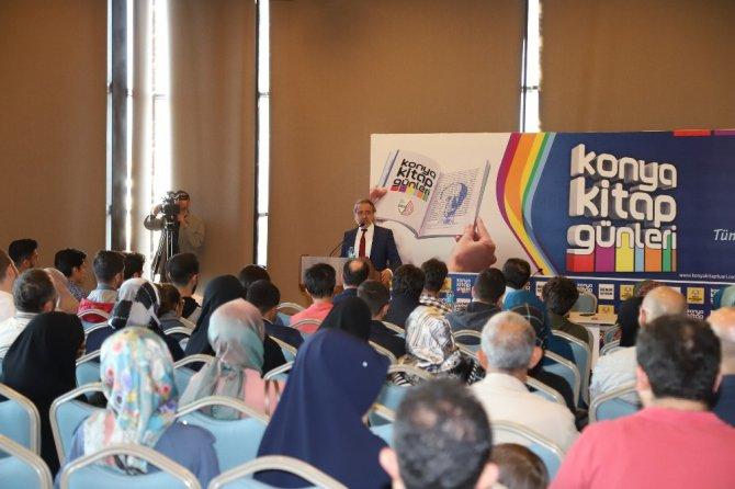 Konya Kitap Günleri'nde Barış Pınarı Harekatı konuşuldu