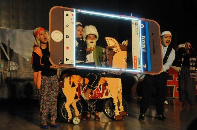 Nasreddin Hoca Fıkra Canlandırma Yarışması Bölge Finalleri tamamlandı