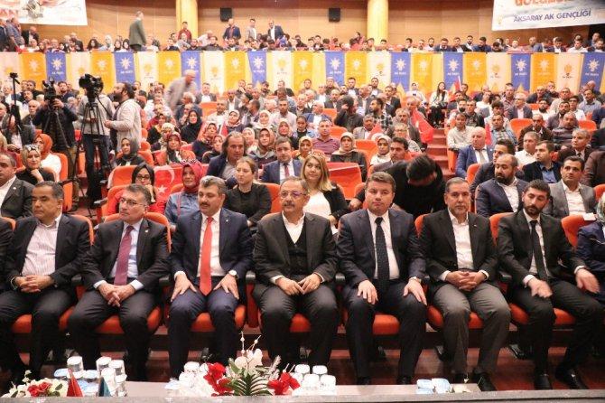 """Özhaseki: """"Baykal'dan sonra CHP'nin ekseni kaydı"""