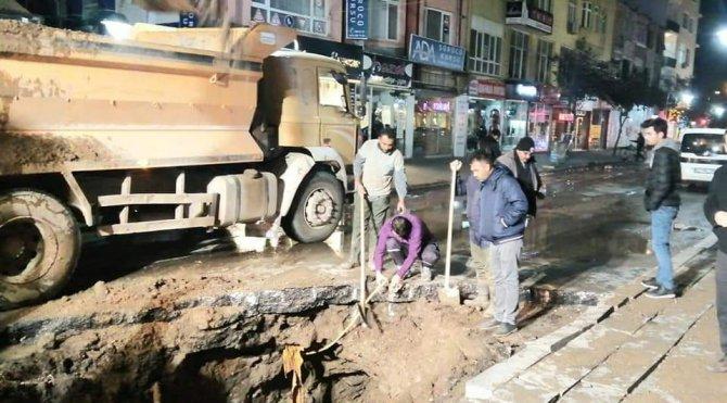 """Başkan Dinçer: """"Aksaray'da su kesintisi tarihe karışacak"""
