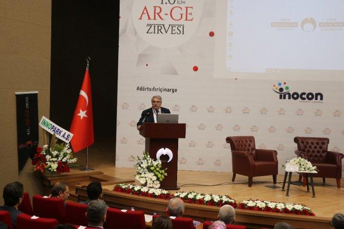 Konya Gıda ve Tarım Üniversitesinde Ar-Ge zirvesi