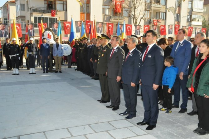 Akşehir'de Atatürk'ü anma etkinlikleri