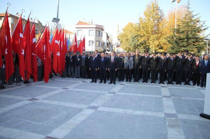 Beyşehir'de 10 Kasım Atatürk'ü Anma programı