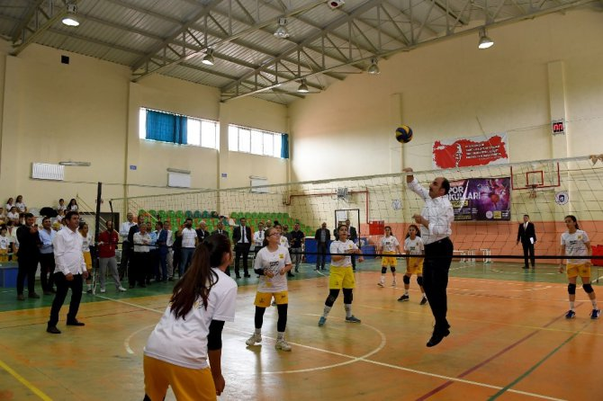 Spor Konya Projesi hayata geçiyor