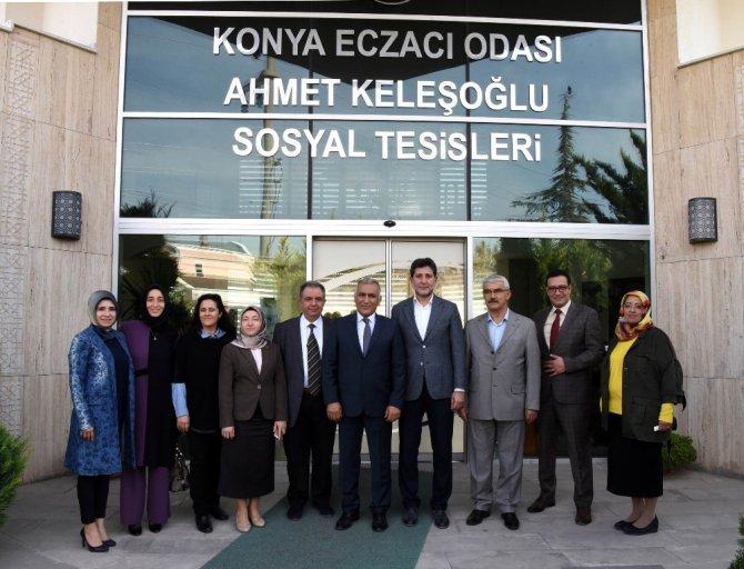 """Mustafa Ak: """"SOBE Vakfımız ülkemiz için örnek model olarak görülmektedir"""