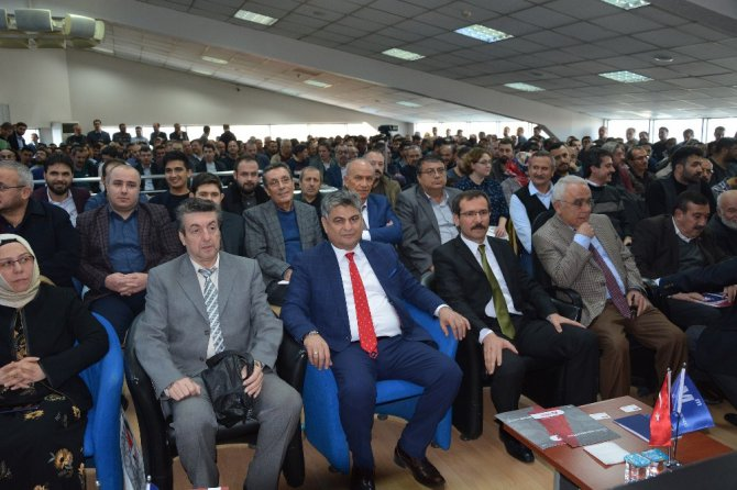 Konya SMMMO'da E-Dönüşüm Uygulamaları bilgilendirme semineri