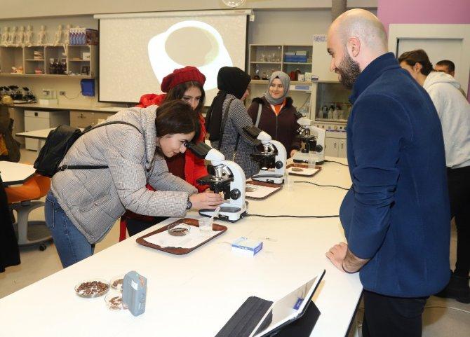 Konya Bilim Merkezi önemli bir etkinliğe daha imza attı