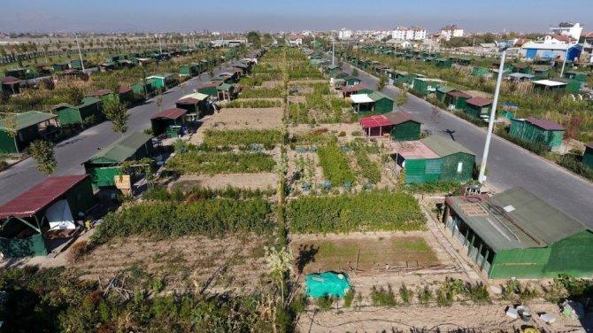 Karatay Belediyesi, Karaaslan Hobi Bahçesi'ni büyütüyor