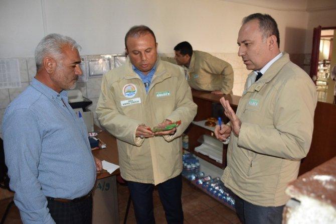 Aksaray'da gıda denetimlerinde işletmelere 439 bin 622 TL ceza kesildi