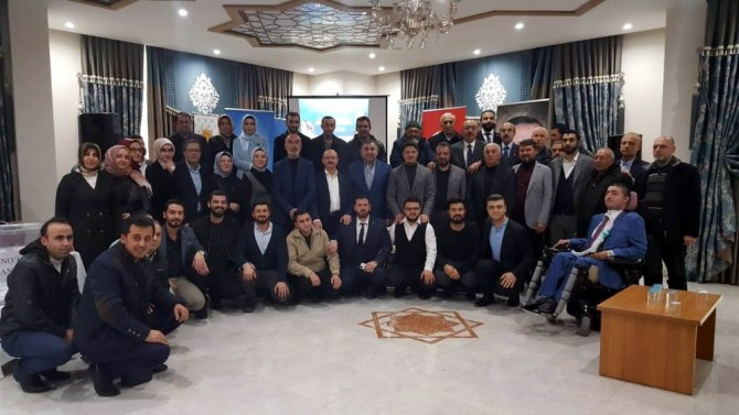 AK Parti Meram'da delege seçimi heyecanı