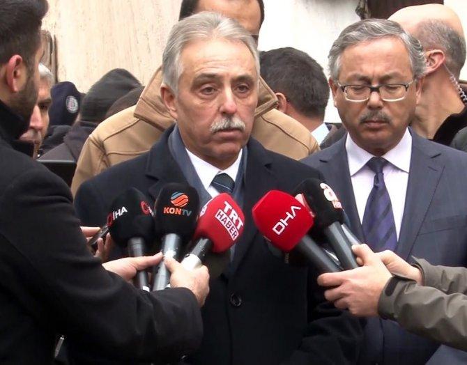 Konya Valisi Toprak: