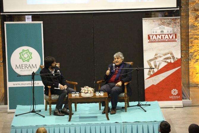 Ünlü yönetmen Mesut Uçakan, Tantavi Kültür Merkezi'nde sinemaseverlerle buluştu