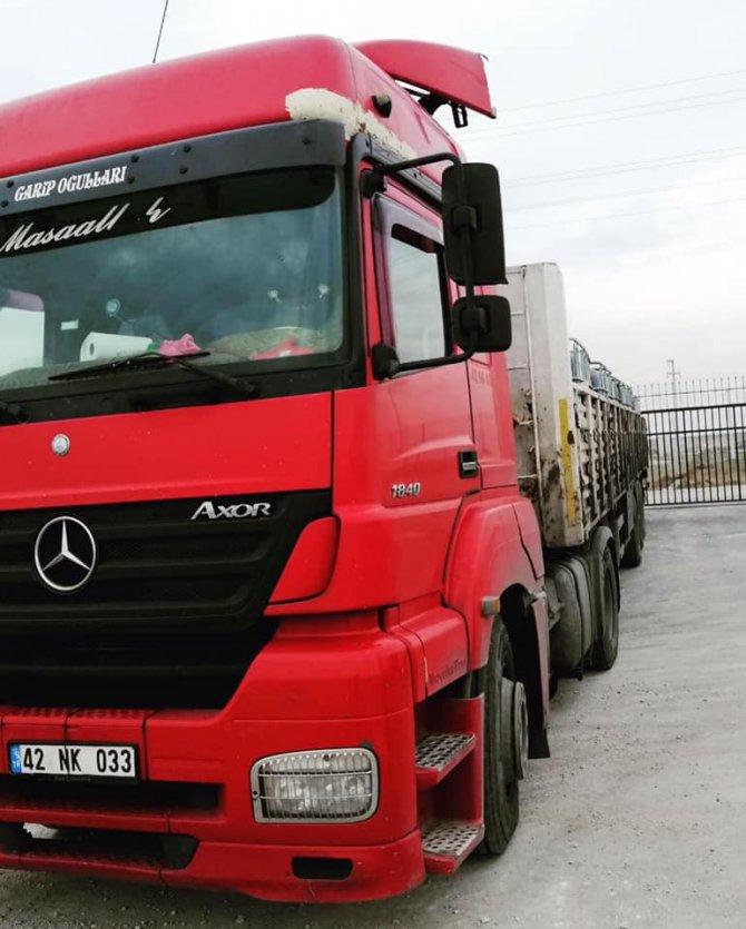 Konya'da 26 bin litre kaçak akaryakıt ele geçirildi