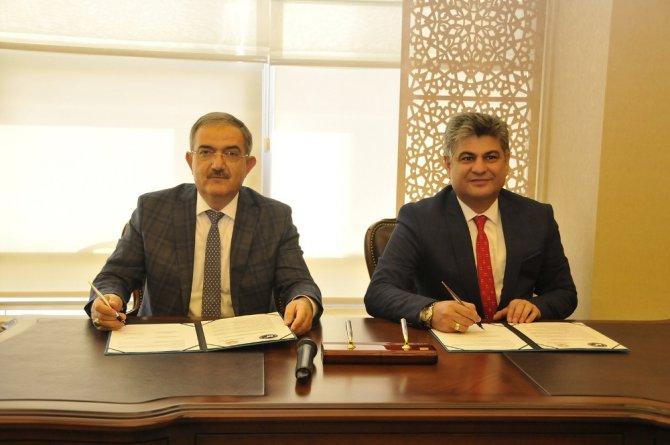 Selçuk Üniversitesi ve SMMMO arasında protokol imzalandı