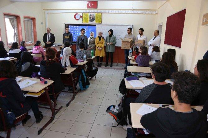 Meram Belediyesi Gençlik Meclisinden Yerli Malı Haftası etkinliği