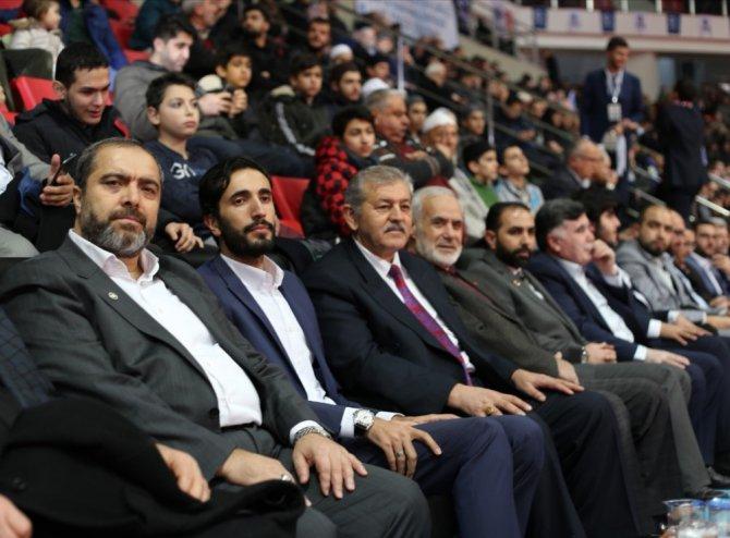 Konya'da Mekke'nin Fethi programı