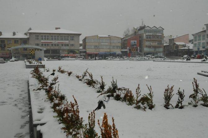 Konya'da bazı ilçelerde okullar tatil edildi