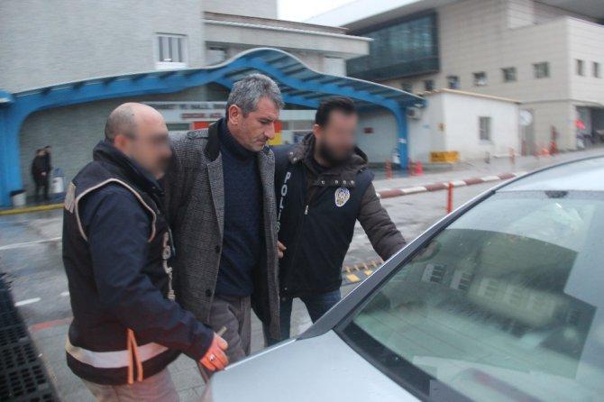 Cinayet firarisini sahte pasaport ve kimlikle yurt dışına çıkaran şüphelilere operasyon