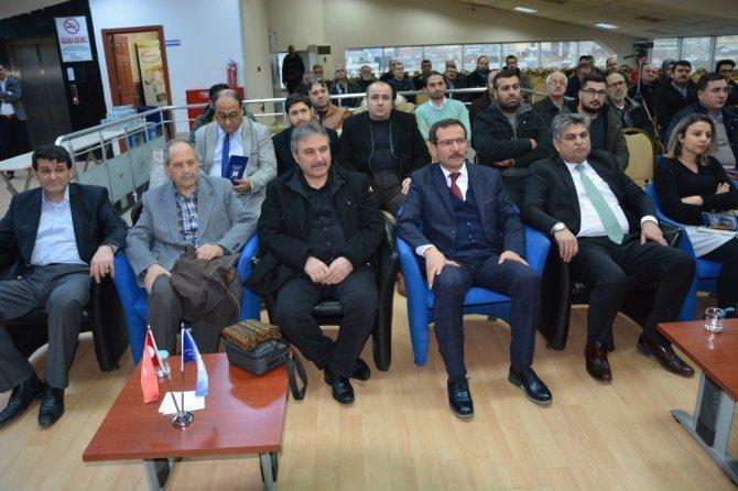 Konya SMMMO'da bilgilendirme semineri