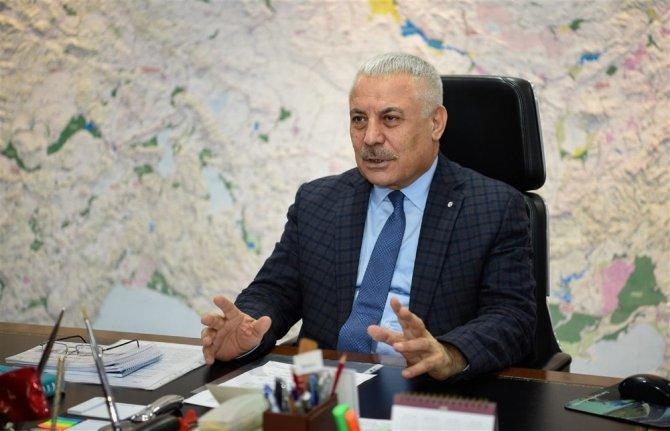 Konya, Karaman, Aksaray ve Niğde'de 2 milyon 98 bin 10 dekar alanda toplulaştırma yapıldı