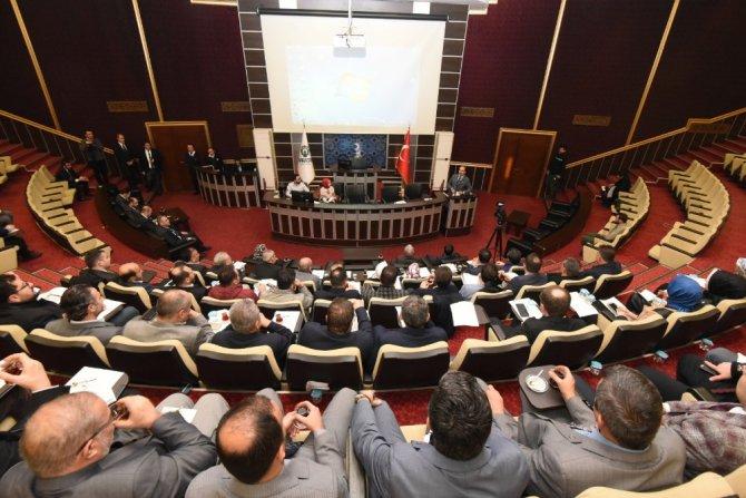 Başkan Altay ve Başkan Kılca, Karatay'ın yatırımları için bir araya geldi