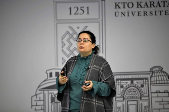 KTO Karatay'dan rehber öğretmenlere atölye çalışması