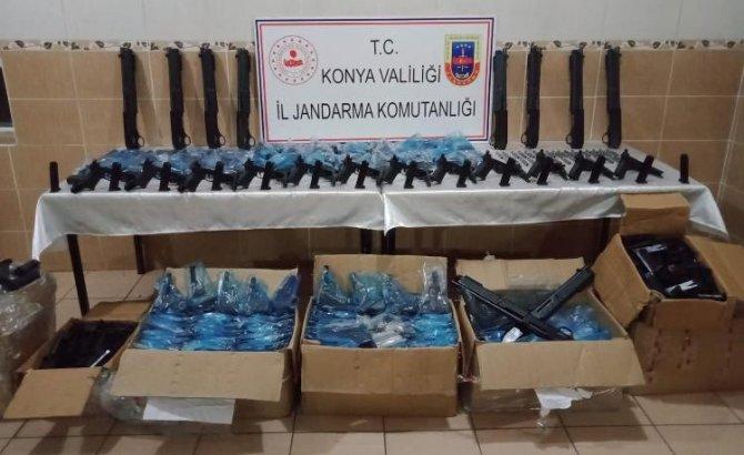 İzinsiz silah üretimi ile ilgili 3 kişi tutuklandı