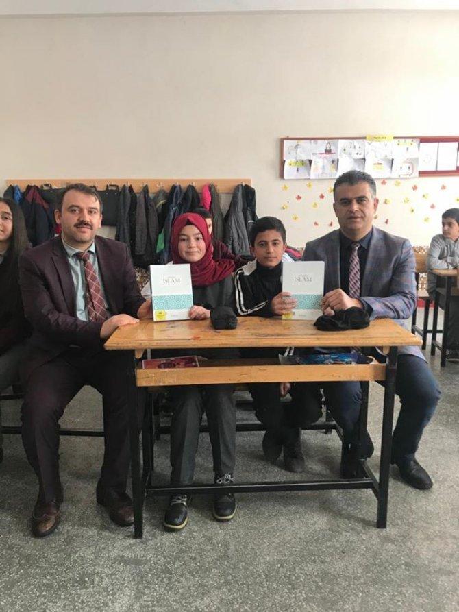 Derebucak'ta ödüllü bilgi yarışması