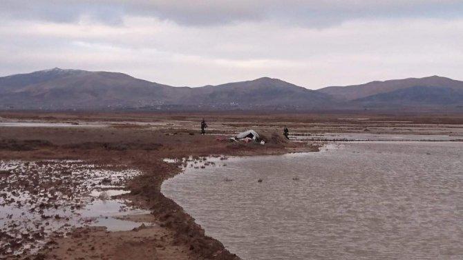 Yasa dışı canlı mühre ile ördek avına 13 bin 415 lira ceza