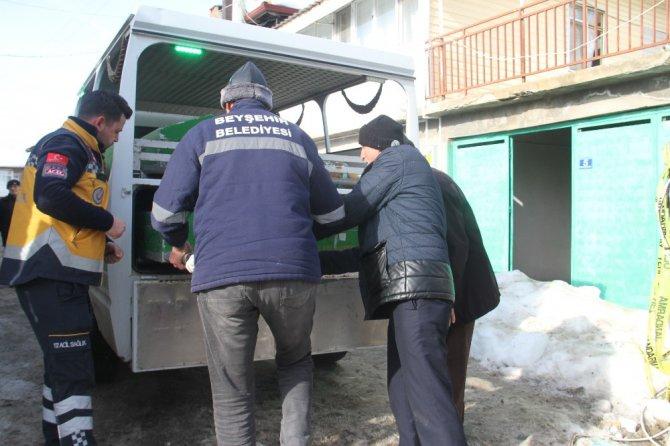 Konya'da yangın faciası: Aynı aileden 3 kişi hayatını kaybetti