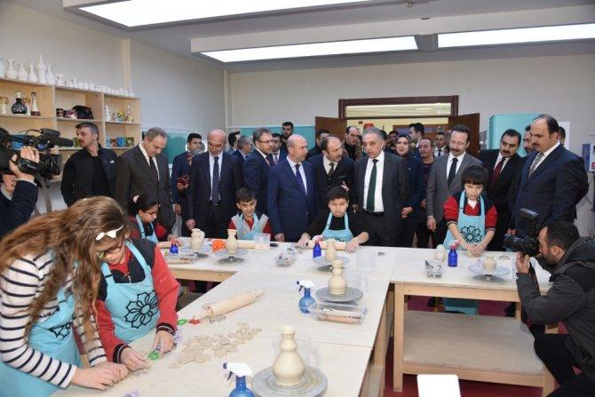 SEDEP Sanat ve Tasarım Atölyesi açıldı