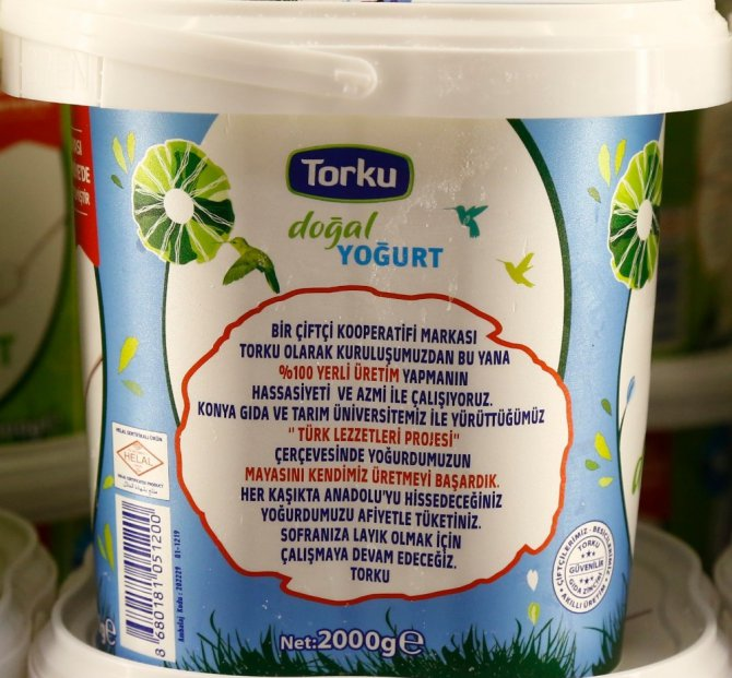 Torku yoğurt mayasını Konya'da üretmeye başladı