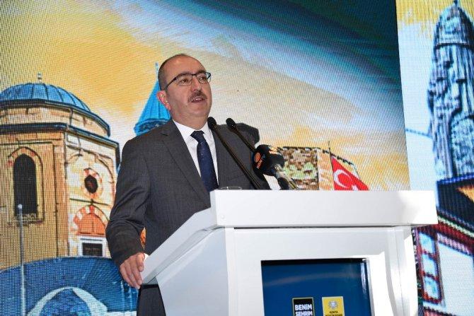 """Başkan Altay: """"Konyamızı geleceğe taşımak hepimizin görevi"""""""