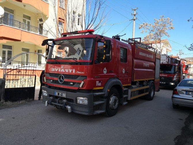 Kombi sigortası yangına neden oldu