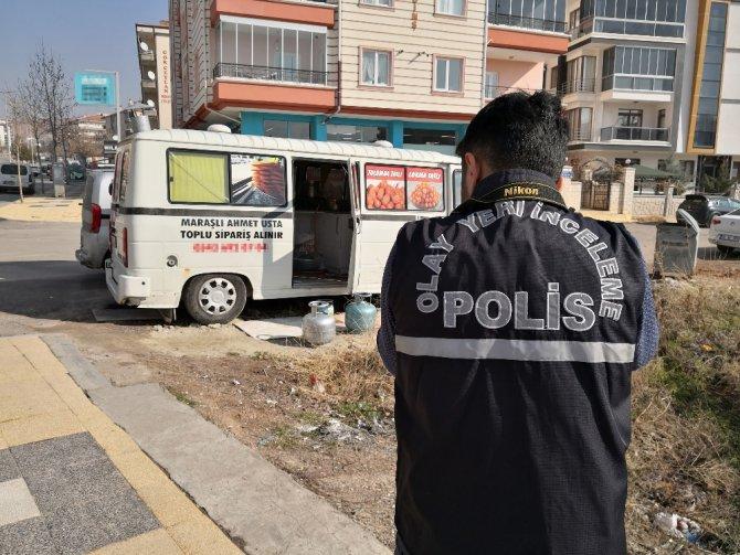 Market ve kokoreççiyi soyan hırsız polisten kaçamadı