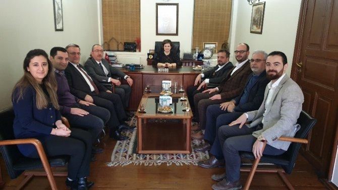 """Başkan Kavuş: """"Birliktelik bundan sonra da aynı samimiyetle devam edecek"""""""