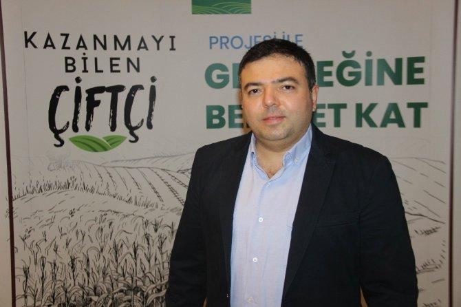 MAY Tohum'un Kazanmayı Bilen Çiftçi Projesi ile çiftçiler gelişiyor