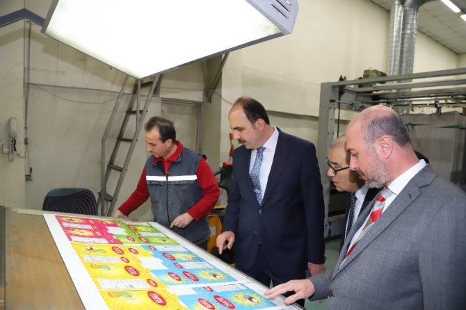 Konya sanayisi yerli ve milli sanayi hamlesine katkı sağlıyor