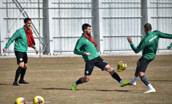 Konyaspor'da Kasımpaşa hazırlıkları sürüyor
